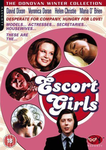 Escort Girls 1974 DVD