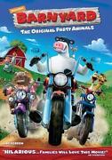 Barnyard DVD
