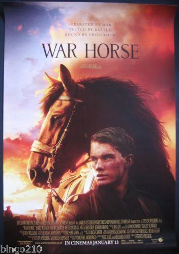 War Horse Poster   eBay