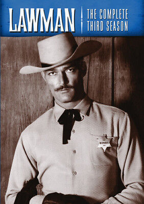 Lawman: The Complete Third Season [New DVD] Manufactured On Demand, NTSC Forma