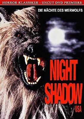 Night Shadow USA ( Horrorfilm UNCUT ) Brenda Vance, Rick Scott, Stuart Quan NEU
