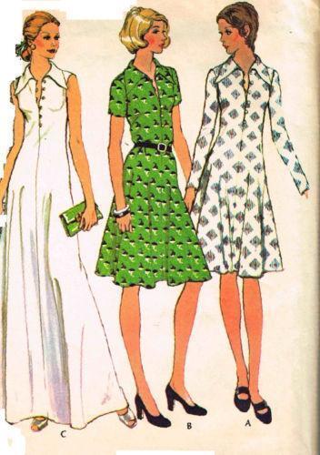 Maxi Dress Pattern Ebay