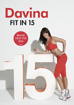 Davina: Fit in 15 DVD (2013) Davina McCall cert E Expertly Refurbished Product