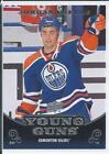 Upper Deck Young Guns Jordan Eberle Hockey Trading Cards