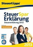 Steuertipps 2013