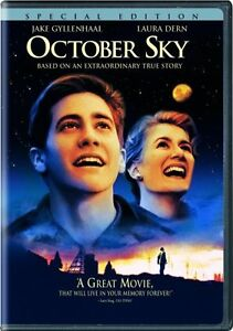 OCTOBER SKY SPECIAL EDITION New Sealed DVD