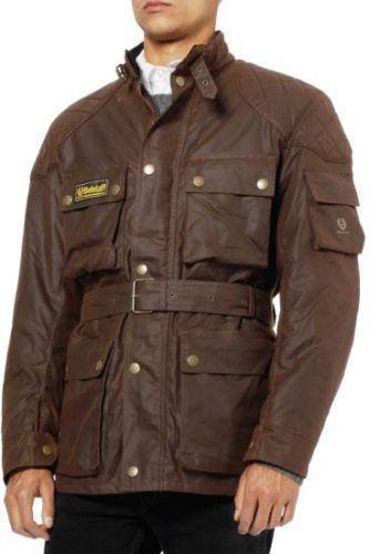 Belstaff trialmaster leather jacket