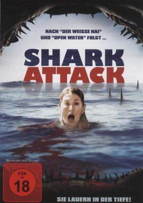 Shark Attack - Sie lauern in der Tiefe! ( Horrorfilm UNCUT ) - Remi Broadway NEU (Hexen In Der Halloween)