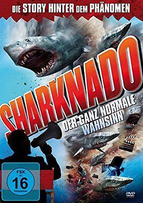 Sharknado - Der ganz normale Wahnsinn ( Doku über Horror Kultfilm ) NEU OVP ()