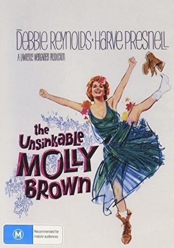 The Unsinkable Molly Brown [new Dvd] Australia - Import, Ntsc Region 0