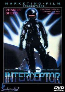Interceptor (Charlie Sheen) [FSK16] (DVD) NEU+OVP