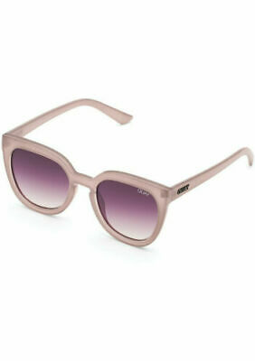 NEW QUAY AUSTRALIA Noosa Sunglasses in Taupe Purple- (Sunglasses Sale Australia)