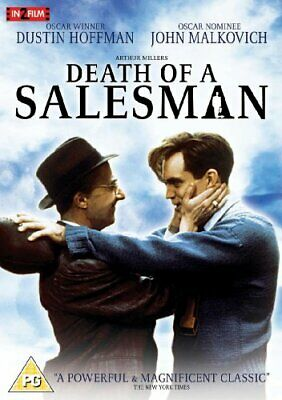 Death Of A Salesman DVD (2009) Dustin Hoffman