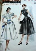 Vintage Butterick Sewing Patterns