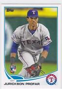 Jurickson Profar Rookie Card