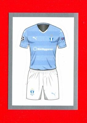CHAMPIONS LEAGUE 2015-16 Topps -Figurine-stickers n. 14 - 1° MAGLIA MALMO -New image