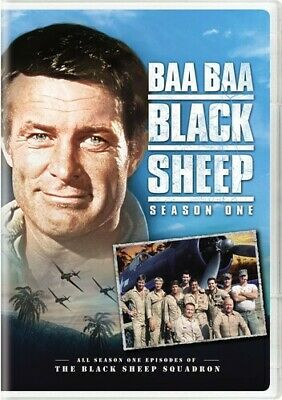 Baa Baa Black Sheep - Black Sheep Squadron: Season One [New DVD] Boxed