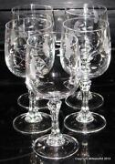 Princess House Water Glasses