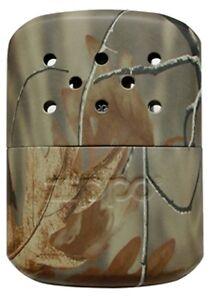 Zippo 12 Hour Outdoor Hand Warmer Realtree Camo Furnace 40289 40349 *NEW*