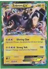 Pokemon Zekrom Card