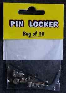 M- Pin Locks/Savers 10 pieces