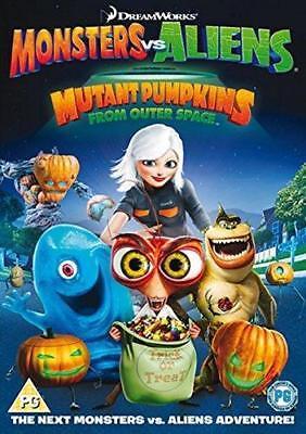 Monsters Vs Aliens - Mutant Pumpkins From Outer Space (Monsters Vs Aliens Halloween Movie)