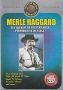 Merle Haggard DVD