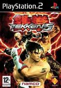 PS2 Games Tekken