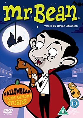 Mr Bean Halloween Movie (Mr Bean – Animated Series: HallowBean and More Awesome Stories [DVD][Region)