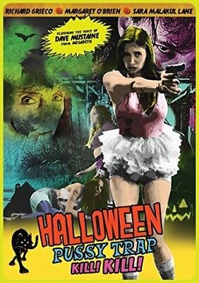 Halloween Pussy Trap Kill Kill [New DVD] (New Halloween 2017 Movie)
