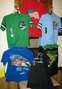 Boys 5T Shirt Lot