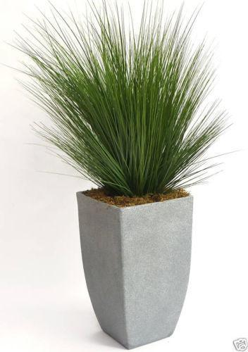 Artificial outdoor plants ebay for Outside plants and shrubs