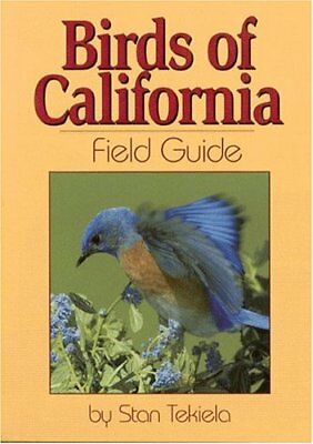 Birds of California Field Guide (Bird Identificati