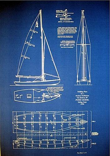 Sailboat Plans | eBay