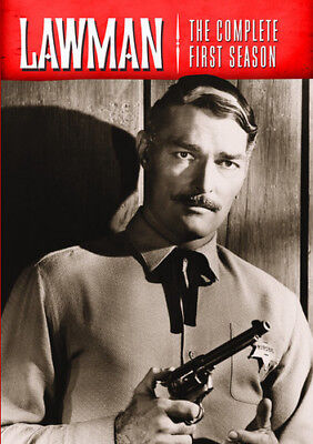 Lawman: The Complete First Season [New DVD] Manufactured On Demand, Black & Wh