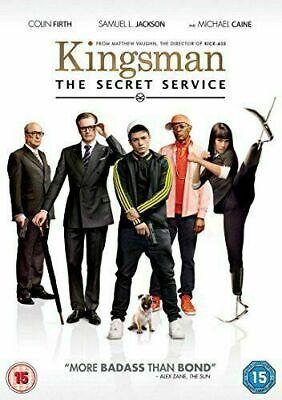 Kingsman The Secret Service (DVD) Brand New Sealed