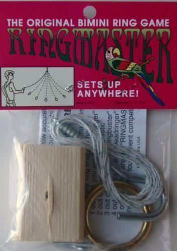 Ring Toss Game Ebay