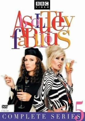 Absolutely Fabulous - Complete Series 5 - DVD - VERY GOOD