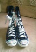 Skechers Twinkle Toes High Tops