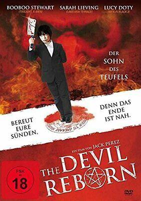 The Devil Reborn ( Horrorfilm ) von Jack Perez mit Adam Vincent, Booboo Stewart