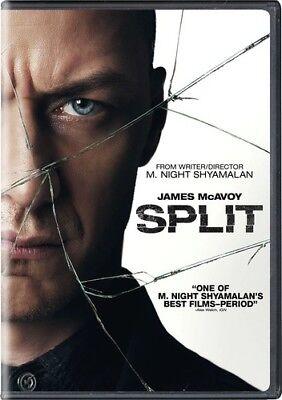 Split [New DVD] Slipsleeve Packaging, Snap Case