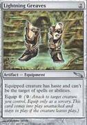 MTG Lightning Greaves