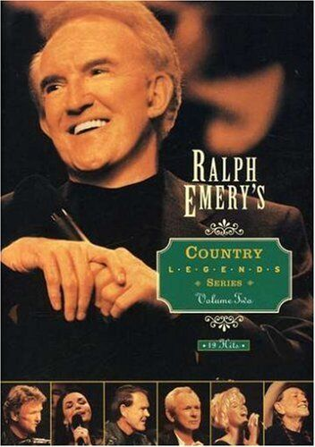 NEW Ralph Emery's Country Legends, Vol. 2 (DVD)