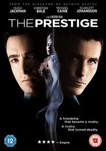 The Prestige  DVD