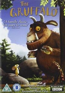 The Gruffalo DVD 2009 Very Good DVD Helena Bonham Carter James Corden To - Rossendale, United Kingdom - The Gruffalo DVD 2009 Very Good DVD Helena Bonham Carter James Corden To - Rossendale, United Kingdom