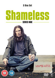Shameless: Series 9 DVD (2013) David Threlfall ***NEW***