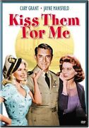 DVD Kiss Them for Me