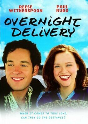 Overnight Delivery Movie (Overnight Delivery (1998 Paul Rudd) DVD)