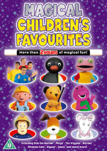 Children's Favourites: Magical Children's Favourites With Sooty DVD (2005)
