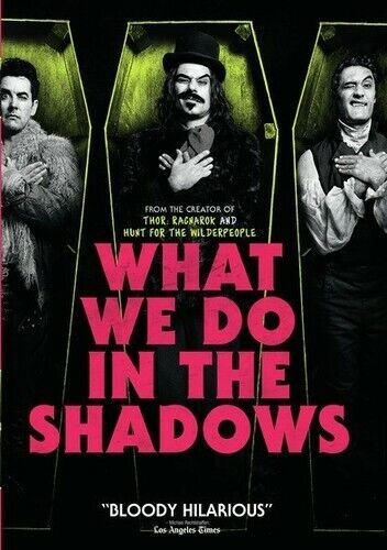 What We Do In The Shadows [new Dvd] Ntsc Format